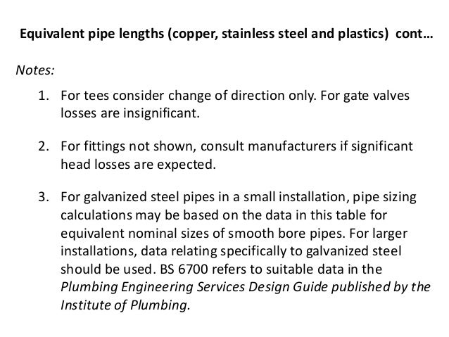 cold water supply and pipe sizing rh slideshare net plumbing engineering services design guide 2002 plumbing engineering services design guide free download