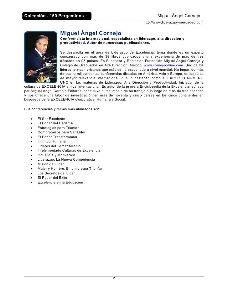 Estrategias Para Triunfar Miguel Angel Cornejo Pdf