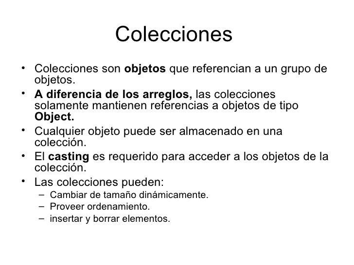 La colecci n de objetos cryptorich for Colecciones en red