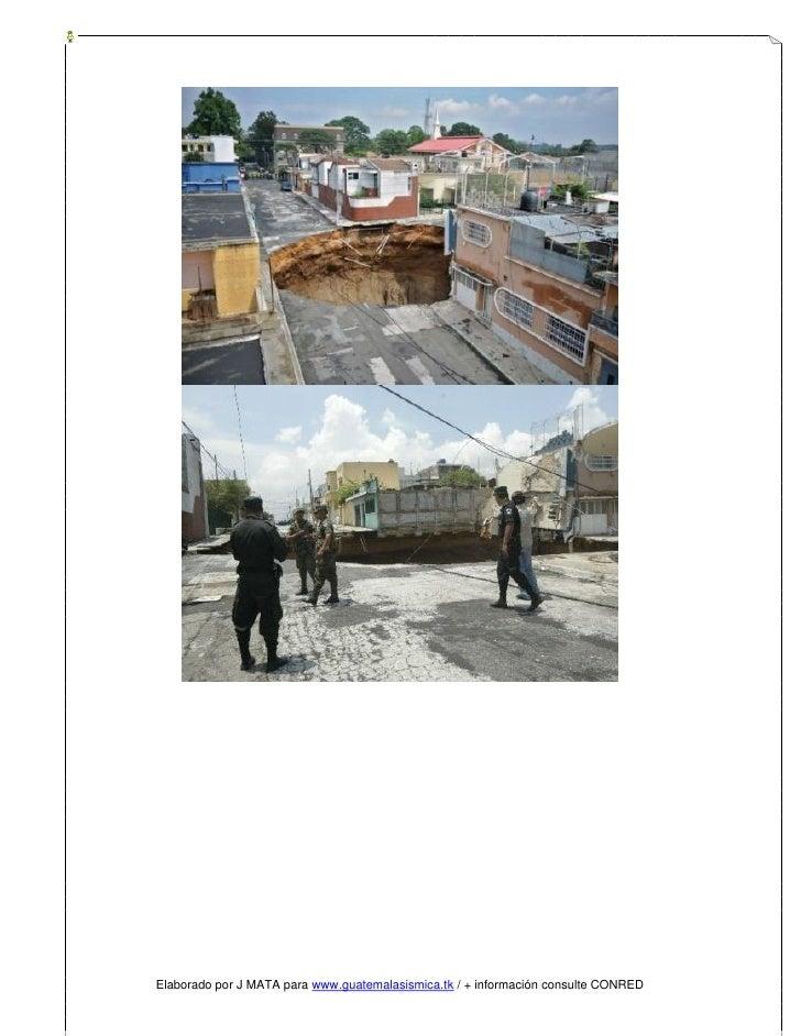 Elaborado por J MATA para www.guatemalasismica.tk / + información consulte CONRED
