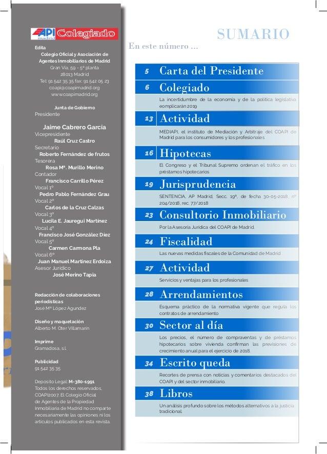 Revista Colegiado nº 57 Slide 3