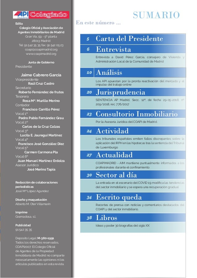 Colegiado61 - COVID19 - electrónico Slide 3