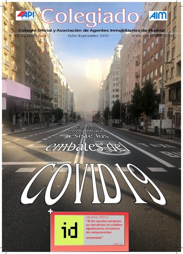 coapimadrid.org aimasociacion.es Colegio Oficial y Asociación de Agentes Inmobiliarios de MadridColegio Oficial y Asociaci...