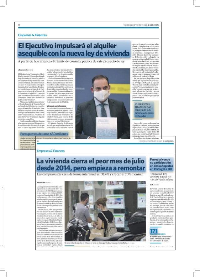 38 COLEGIADO E N T S N P * s d f a a N Ignacio Somalo (Madrid, 1968) es doctor en economía y emprendedor. En sus veinte añ...