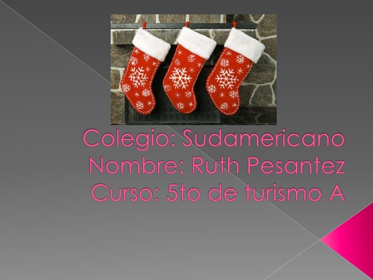 Colegio: SudamericanoNombre: Ruth PesantezCurso: 5to de turismo A<br />