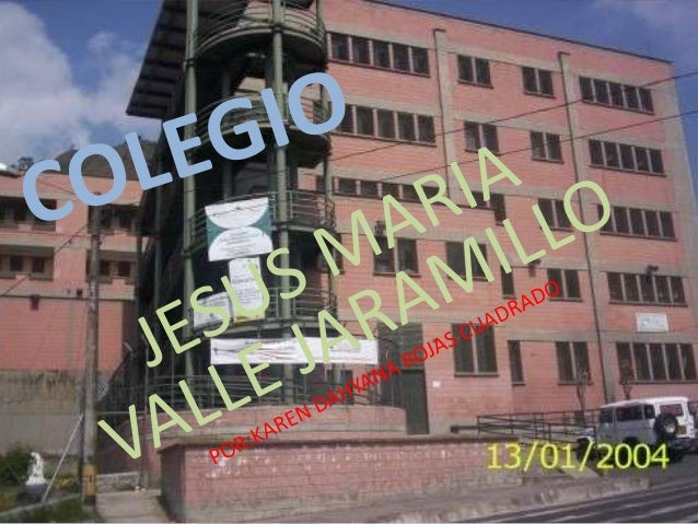 ORIGEN DE SU NOMBRE• De extracción campesina y con notoria sangre indígena, JesúsMaría Valle Jaramillo, nacido en una vere...