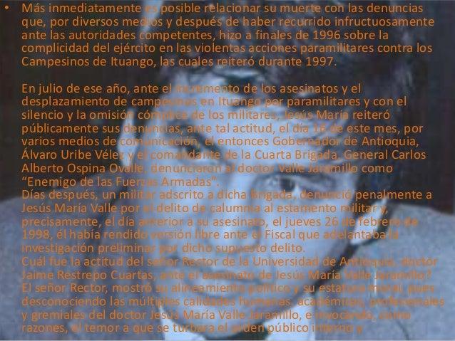 """• """"…la neutralidad que es propia de la Universidad"""",se negó a acoger los despojos mortales de tanimportante dirigente ciud..."""