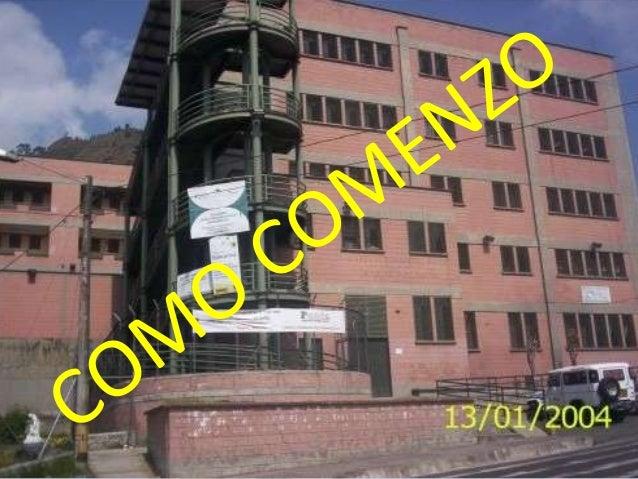 •Poblamiento de lalocalidadCuenta algunos de sus primeros pobladores que antes de quese conformaran los barrios Picacho, P...