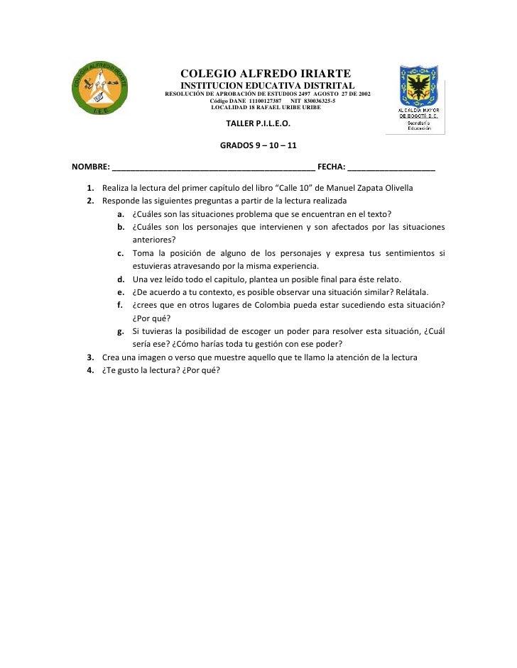 0-80010                               4724400-80010  COLEGIO ALFREDO IRIARTE<br />        INSTITUCION EDUCATIVA DISTRITAL<...