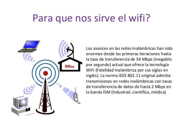 Para que nos sirve el wifi? Los avances en las redes inalámbricas han sido enormes desde las primeras iteraciones hasta la...
