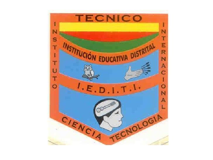 Colegio instituto tecnico internacional