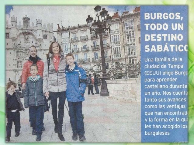 A LA SALIDA DEL COLE… Los tres hijos de Robert yGabriela han sido recibidos con los brazos abiertos en elcentro educativo ...