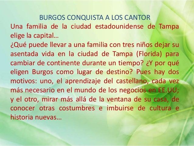 Al COMPLETO: Después del colegio y de las clases de español deRobert, la familia se encuentra a diario en el Arco de Santa...