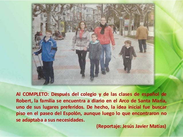 familia norteamericana en Jesús Reparador