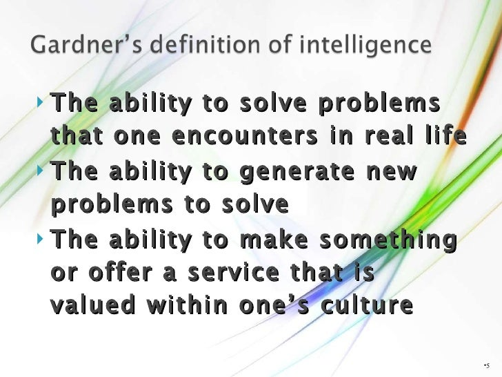 <ul><li>The ability to solve problems that one encounters in real life </li></ul><ul><li>The ability to generate new probl...