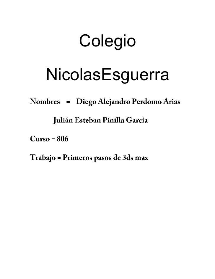 ColegioNicolasEsguerra