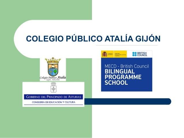 COLEGIO PÚBLICO ATALÍA GIJÓN