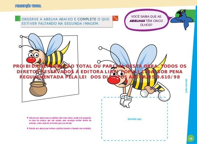 Mochila Infantil Bichinho Animais Abelha Crianças 1 a 5 anos