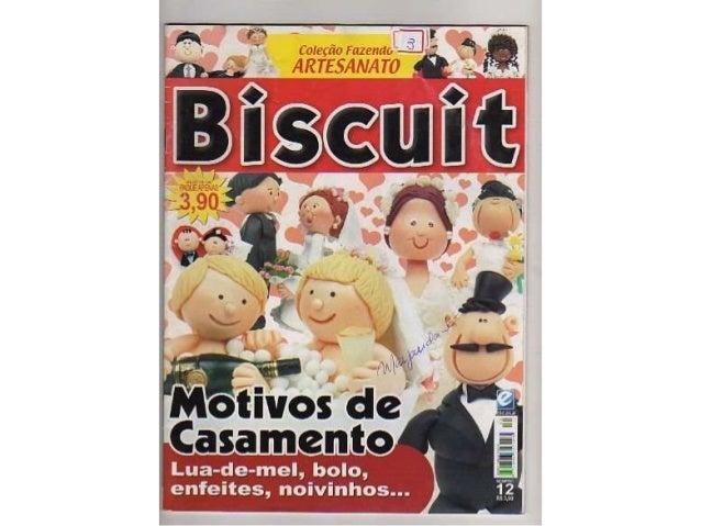 Coleção fazendo artesanato biscuit 12