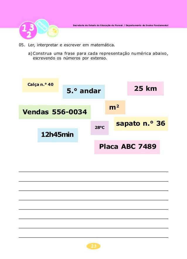 24 Secretaria de Estado da Educação do Paraná / Departamento de Ensino Fundamental Seu Francisco é caminhoneiro. Viaja tra...