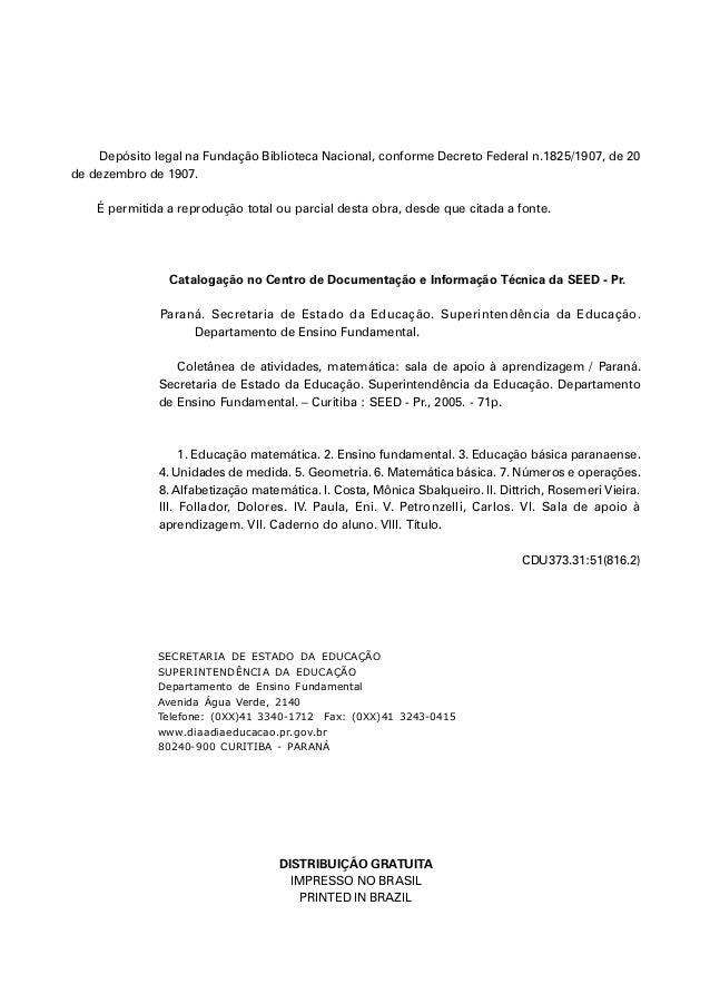 4 GOVERNO DO PARANÁ Roberto Requião Governador SECRETARIA DE ESTADO DA EDUCAÇÃO Mauricio Requião de Mello e Silva Secretár...