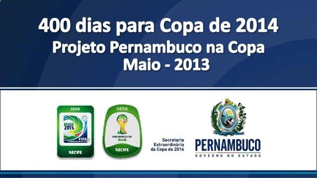 Avanço da construção da Arena Pernambuco
