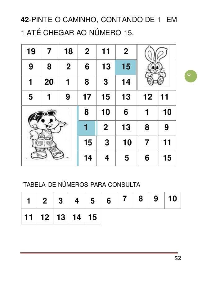 Coletânea De Atividades De Alfabetização120 Atividades De Matemática