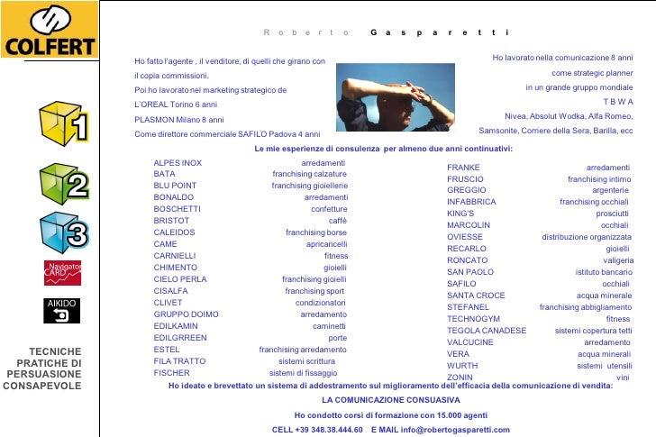 Laboratorio PLUS Consuasiva 11.05.2012 Slide 2