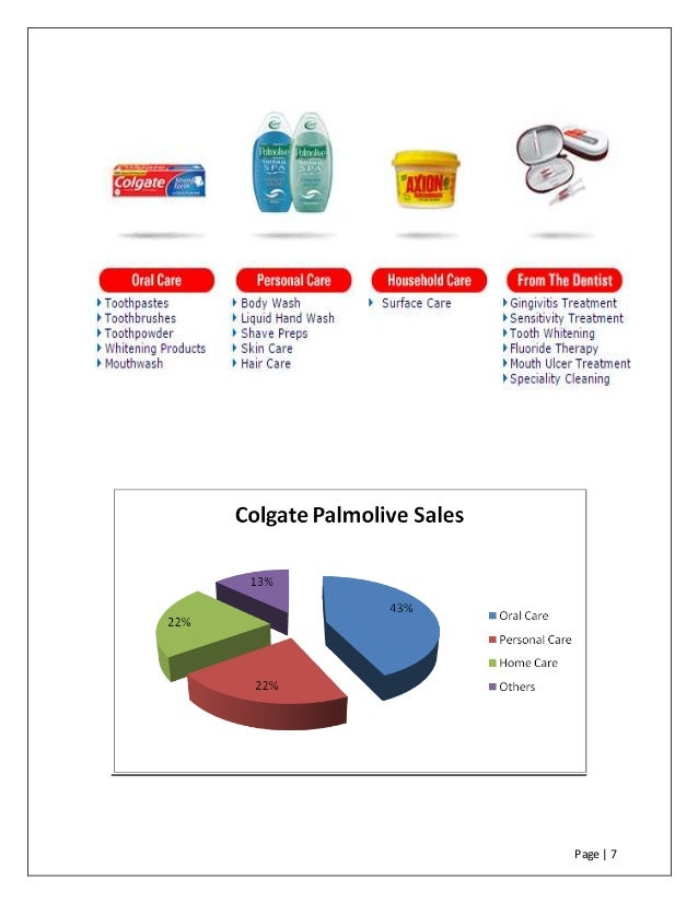 colgate world care our company business essay Analysis of colgate palmolive established in 1806 as a starch, soap and candle business, today colgate-palmolive is one of the leading global consumer products company the company operates through two segments: oral, personal, household surface and fabric care products and pet nutrition products.