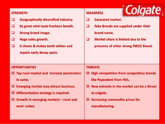 colgate pricing strategy Implementation of a complex business strategy and program that carries  in  order to be lawful under colgate, resale price policies must be unilaterally.
