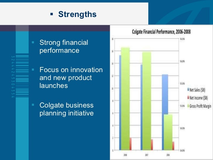 product innovation charter of colgate palmolive Bottom-line initiatives helped earnings grow 4%innovation and new product offerings are innovation is the key for colgate colgate-palmolive's.