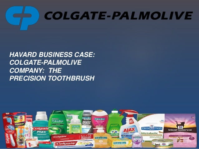 colgate palmolive company the precision toothbrush