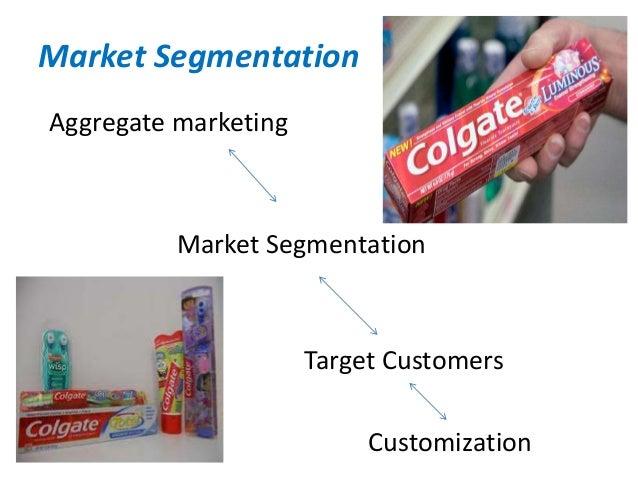 segmentation targeting and positioning of colgate