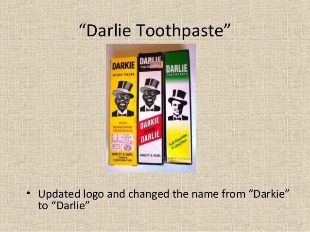 segmentation four toothpaste darlie Toothpaste industry - segmentation colgate- palmolive was the market leader toothpaste market in india had a very low performance of four dentine excavation.