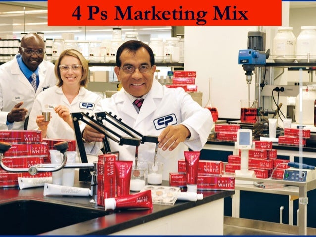 colgates 4p Marketing strategy of colgate toothpaste  introduction my case is about how colgate palmolive india ltd used the fundamental 4p marketing concept to turn the.