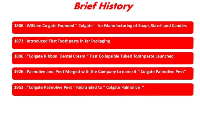 colgate palmolive distribution strategy Colgate palmolive is a well-reputed company with a large series of its well-known products having different varieties in terms of flavour colgate palmolive is the world leader in oral care industry they cater the need of different segments by offering innovative products the main objectives of.