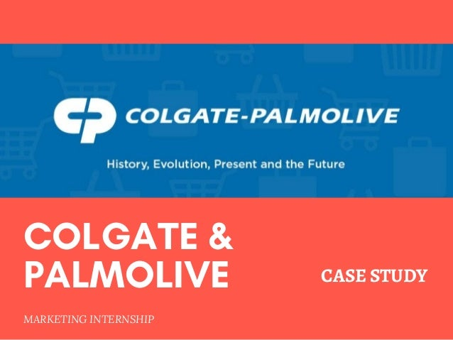 Colgate and Palmolive