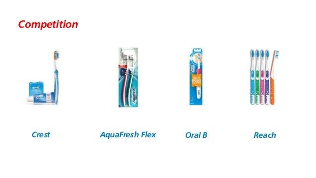 Colgate-Palmolive Precision Toothbrush Case Study
