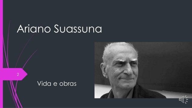 Ariano Suassuna Slide 2