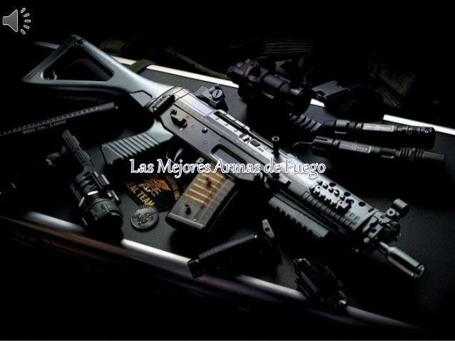 Las mejores armas de fuego for Muebles para guardar armas de fuego