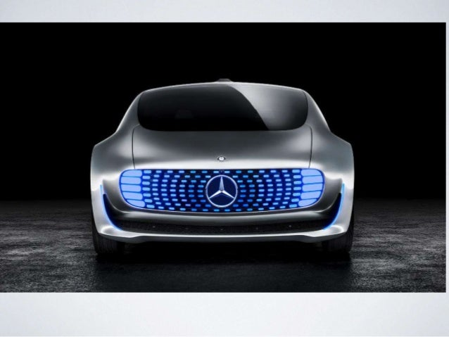 The Future In Driverless Cars - Cool cars in the future