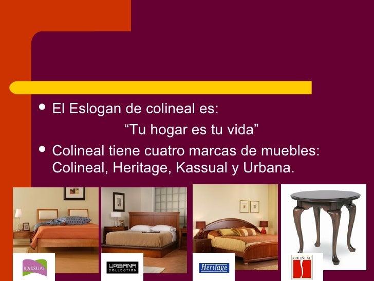 Colineal mauricio ibarra for Muebles de oficina ibarra