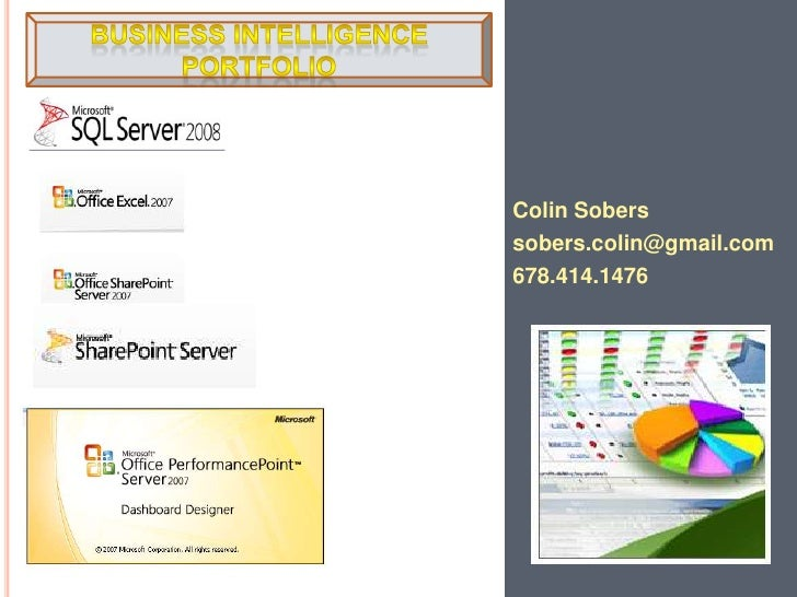 Colin Sobers sobers.colin@gmail.com 678.414.1476