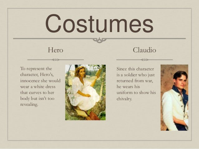 Claudio much ado about nothing character profile essay