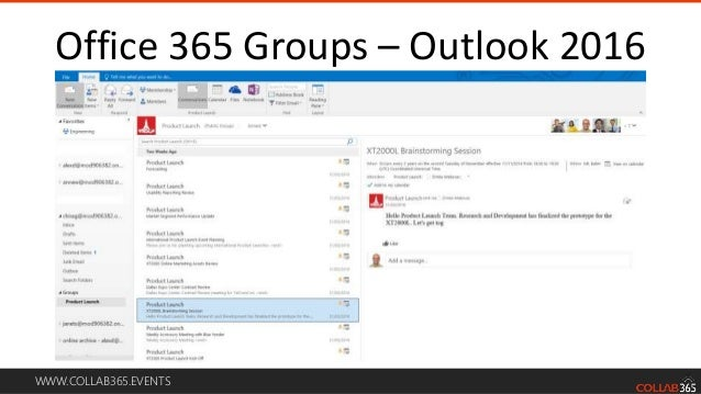 Power Users Guide to Office 365 - Collab365 Summit 2016