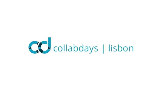 CollabDays Lisbon 2020  - Microsoft Teams Governance A-Z