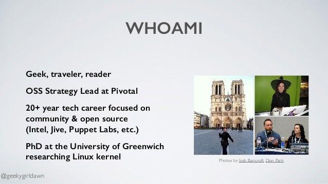 Collaboration in Linux Kernel mailing lists Slide 2