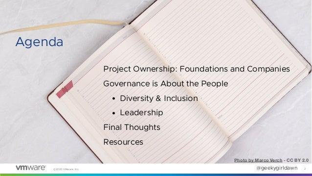 Collaborative Leadership: Governance Beyond Company Affiliation Slide 2