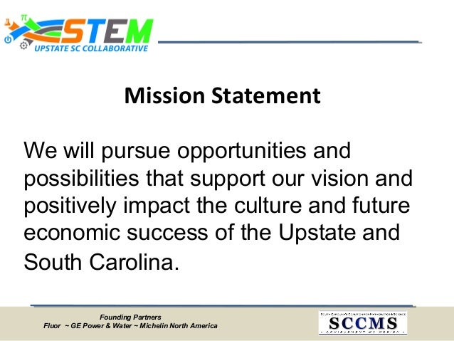 """Founding Partners Fluor ~ GE Power & Water ~ Michelin North America Priorities for 2014  STEM Asset Map """"Pensioneers""""  ..."""