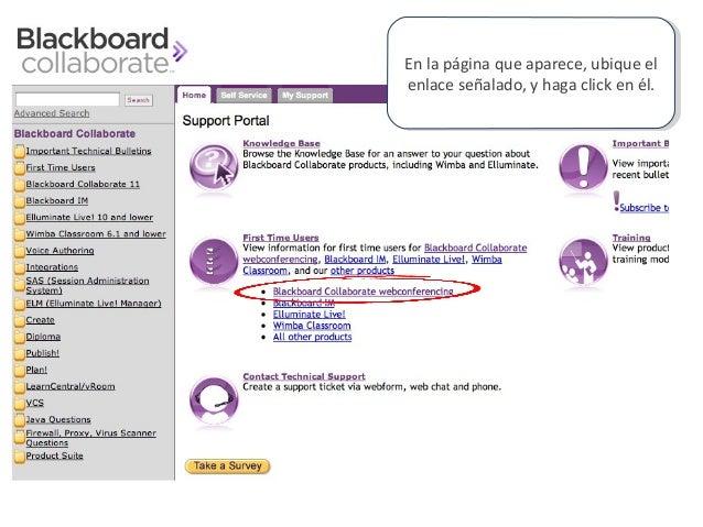 En la página que aparece, ubique el En la página que aparece, ubique elenlace señalado, yyhaga click en él. enlace señalad...